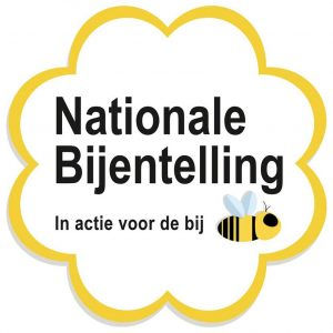 Nationale Bijentelling 2021, logo